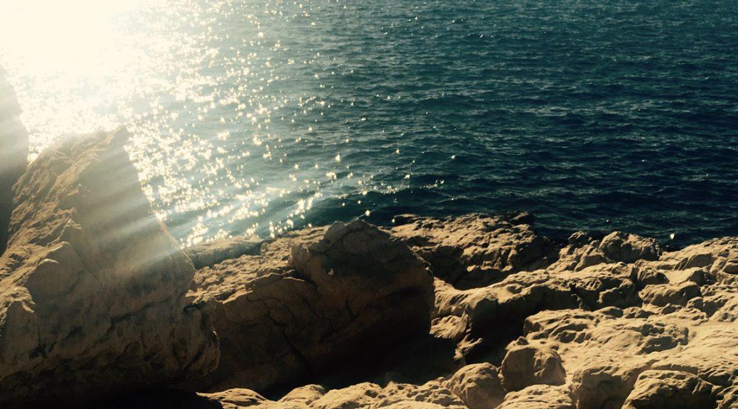 La journée à la mer - diashi 2016